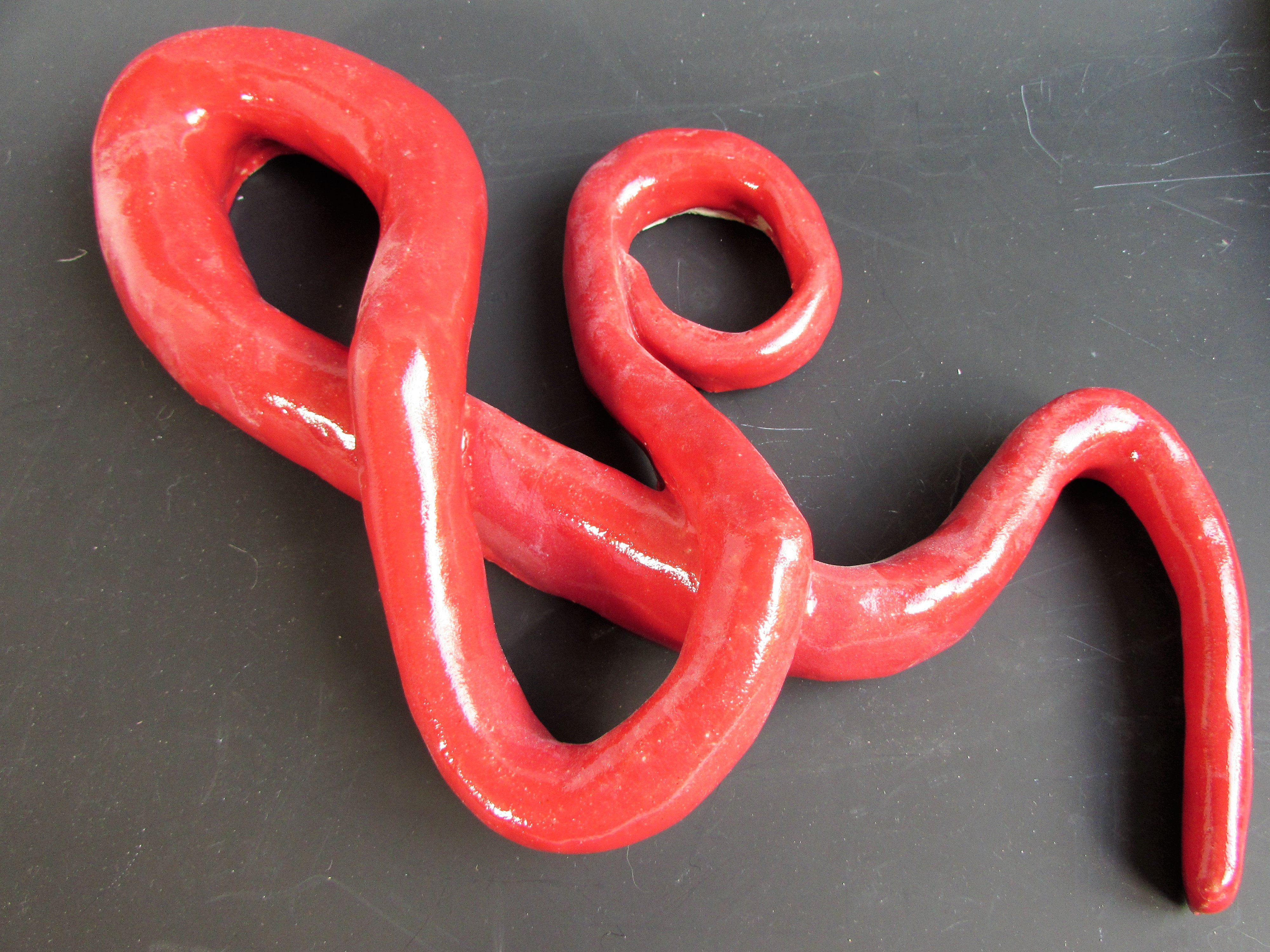 Helen Birnbaum OUTBREAK 8 60cm x 35cm Ebola